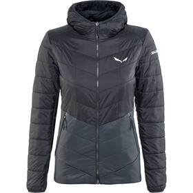 SALEWA Fanes TW CLT Hood Jacket Women black out